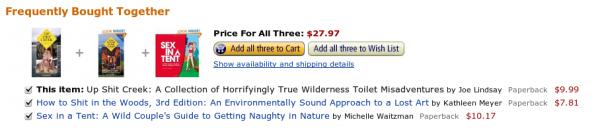книги про говно вместе дешевле