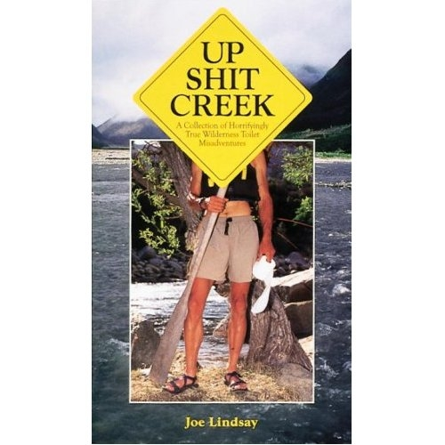 Книга Up Shit Creek