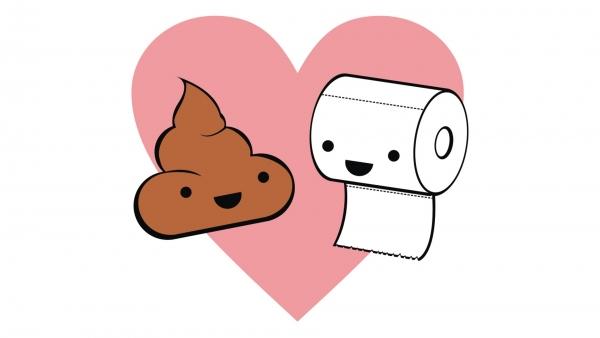 месяц зож для жопы и туалетной бумаги